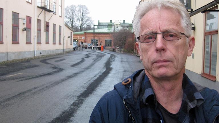 Mats Valsten. Foto: Dan Segerson/Sveriges Radio.