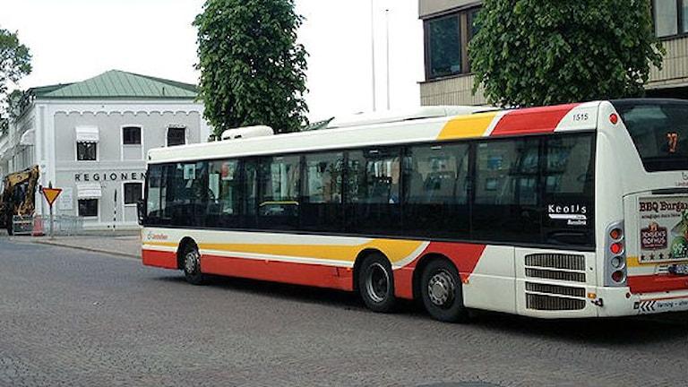 Buss, kollektivtrafik Jönköping, Keolis