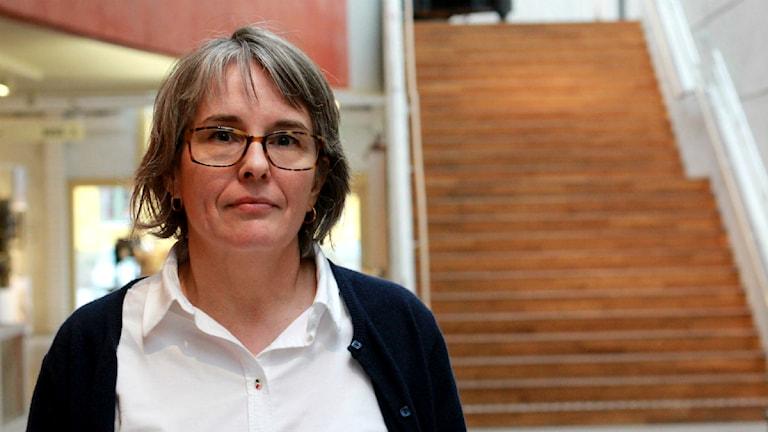 Liselotte Munther, chef för publika aktiviteter på Länsmuseet.