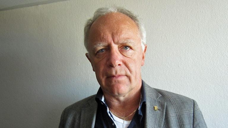 Anders Wilander. Foto: Kjell Ahlkvist/Sveriges Radio.