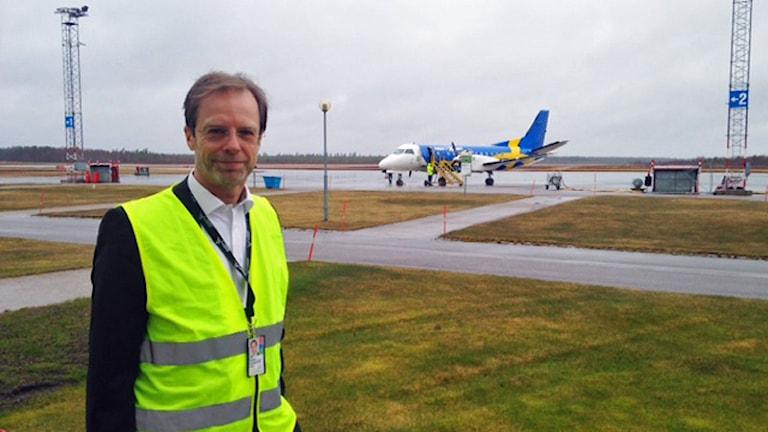 Sten Norinder. Foto: Håkan Eng/Sveriges Radio