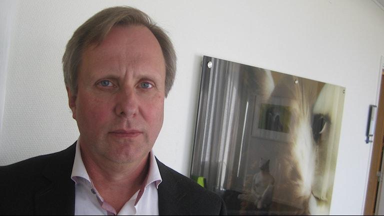 Mats Bojestig, sjukvårdsdirektör