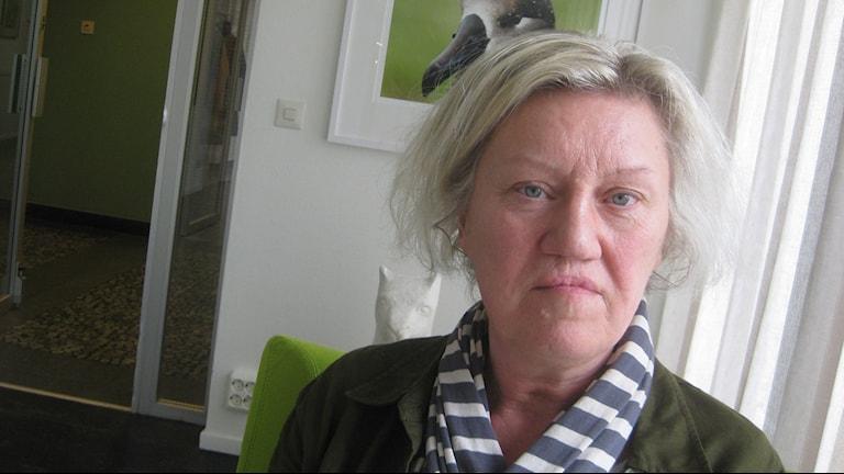 Carina Ödebrink (S), regionråd