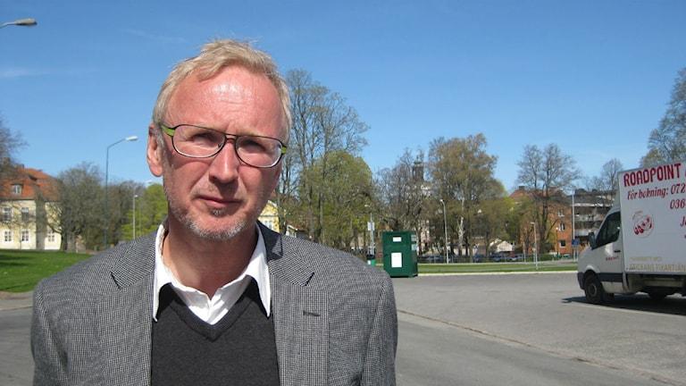 Torbjörn Hammerth, VD Eksjöbostäder