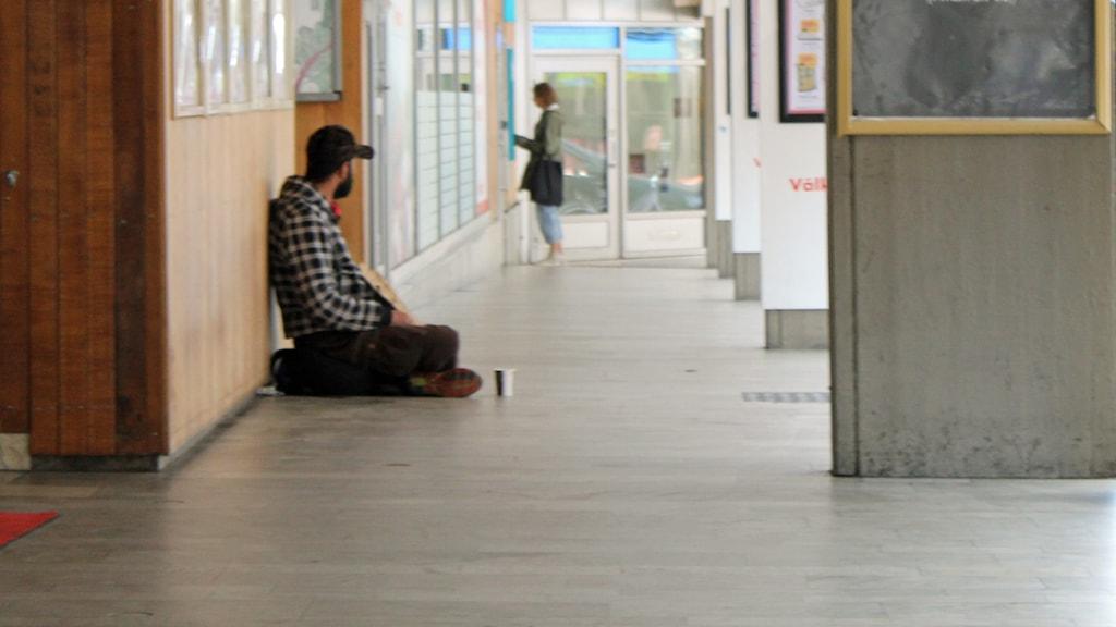 Tiggare. Foto: David Westh/Sveriges Radio