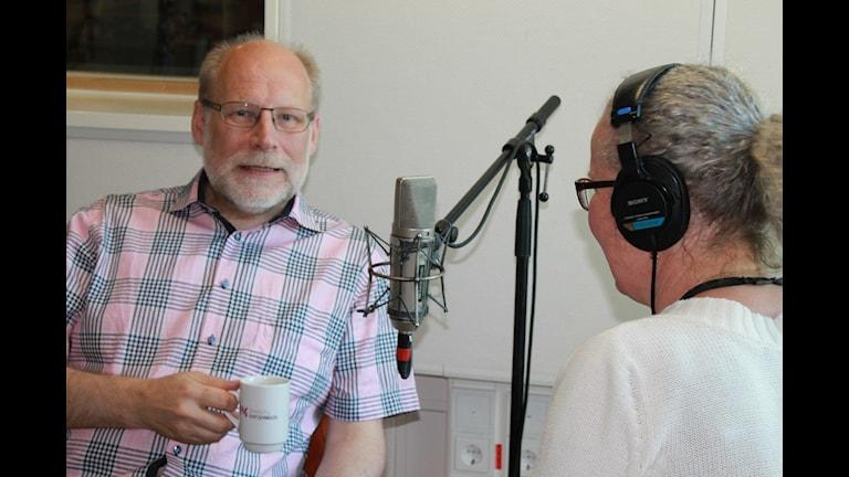 Stefan Attefall (KD). Arkivbild: Karin Selldén/Sveriges Radio