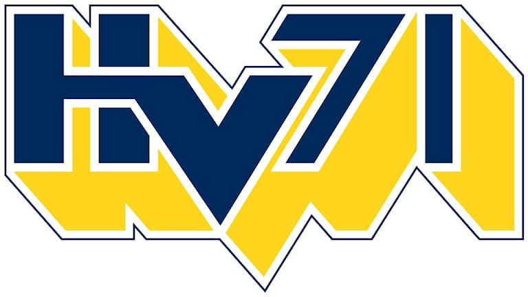 HV71:s klubbmärke