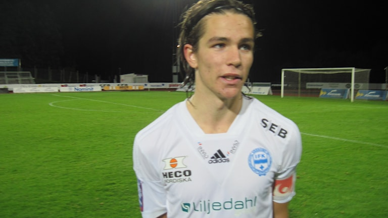 Oscar Johansson IFK Värnamo