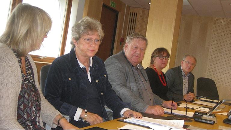 Landstingspolitiker i Jönköpings län