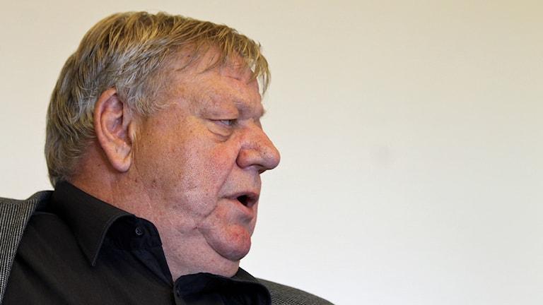 Håkan Jansson. Foto: David Westh/Sveriges Radio