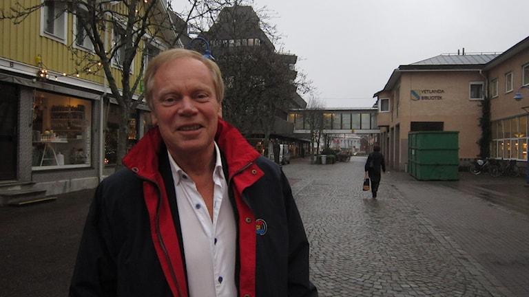 Jan Johansson, Vetlanda framåtanda
