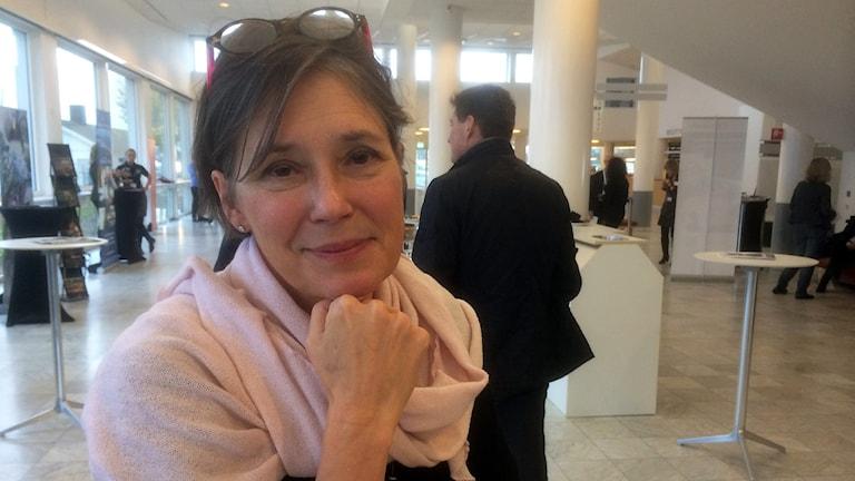 Monica Lindstedt