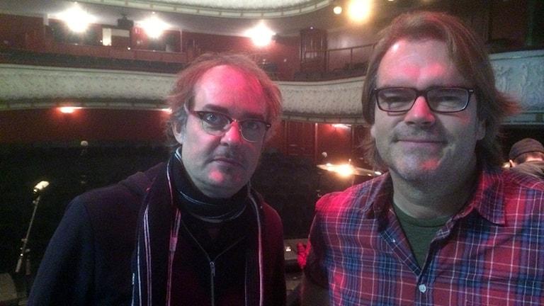Michael Sellers och Dan Persson