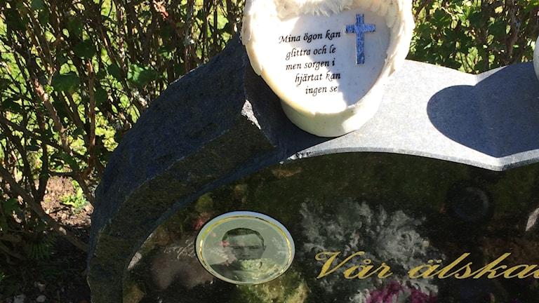 Markus gravsten