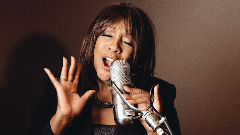Mary Wilson. Foto: Casey Curry/TT