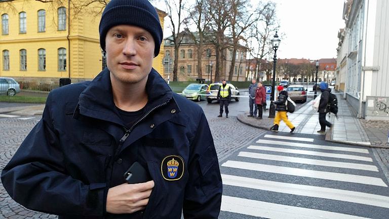 Tommy Thorngren. Foto: Elin Ericsson/Sveriges Radio