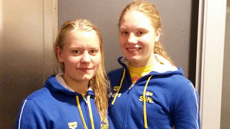 Klara och Alma Thornmalm