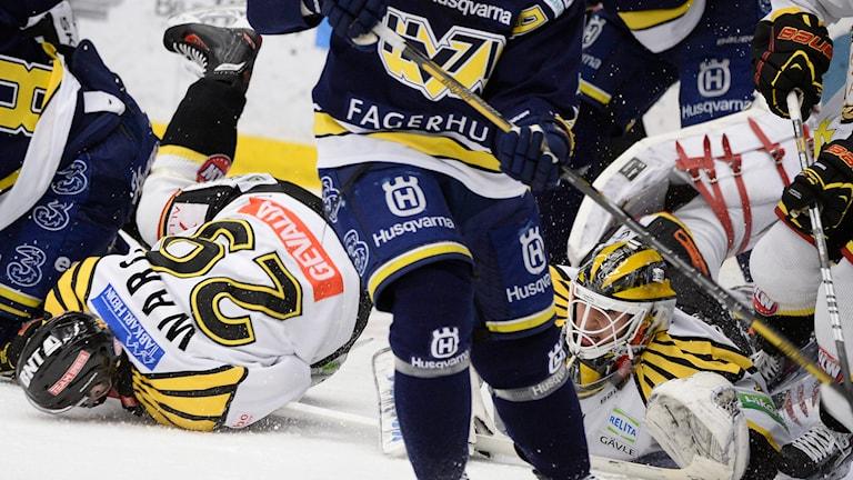 HV71 - Brynäs. Arkivbild, foto: Mikael Fritzon/TT
