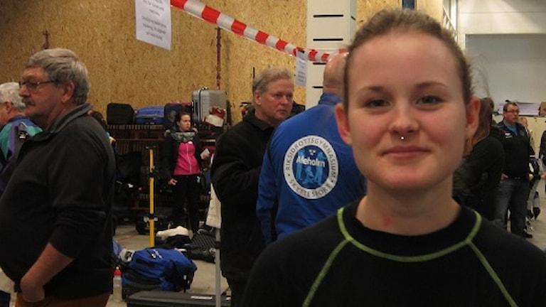 Linnéa Svensson, Skillingaryds Skyttegille.