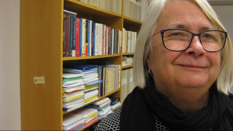 Anne Pruul, Specialistpsykolog vid vuxenpsykiatrin på Ryhov