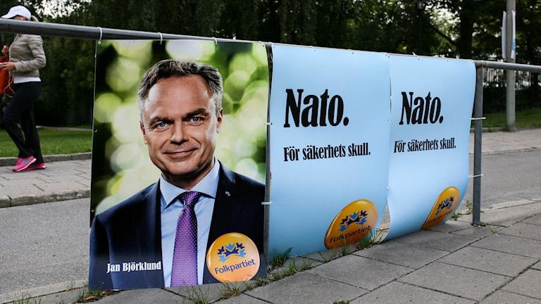 Valaffischer FP.  Foto: Helena Landstedt / TT
