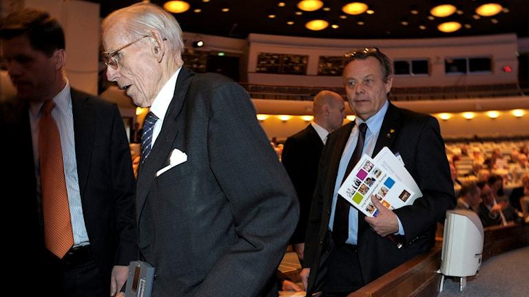 Peter Wallenberg. Foto: Janerik Henriksson/TT