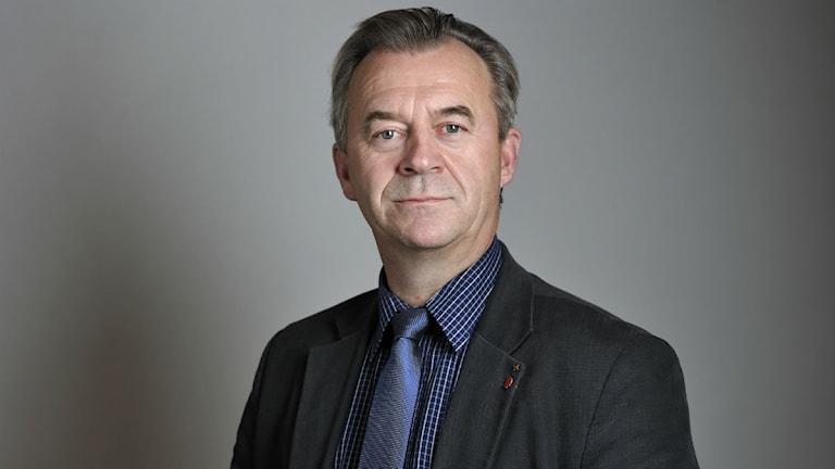 Sven-Erik Bucht, landsbygdsminister (S). Foto: Henrik Montgomery/Scanpix.