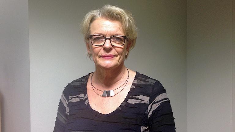 Inga Jonzon Eriksson. Foto: Lisa Lysell/Sveriges Radio