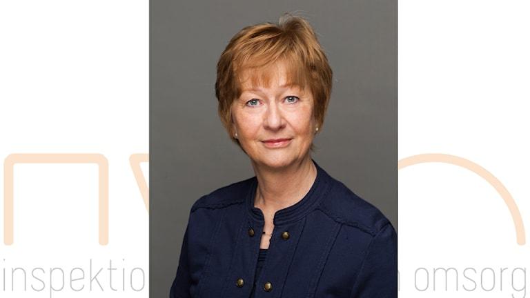 Ewa Sunneborn, IVO. Pressbild.