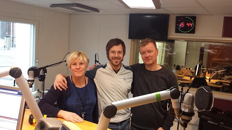 Karl Martindahl. Foto: Jozo Glavas/Sveriges Radio