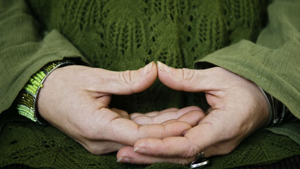 Mindfulness. Foto: Marc Femenia/Scanpix.