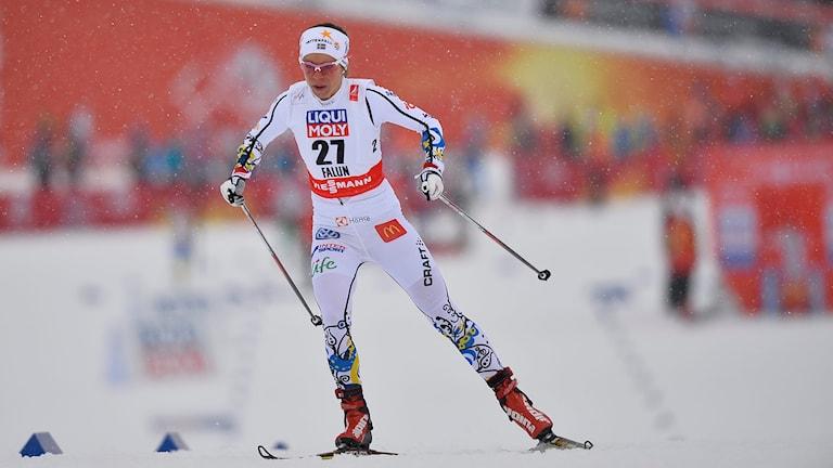Maria Rydqvist. Foto: Anders Wiklund/TT