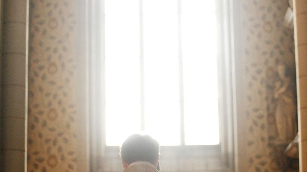 Präst i kyrka. Foto: Sofia Mårtensson/Scanpix.