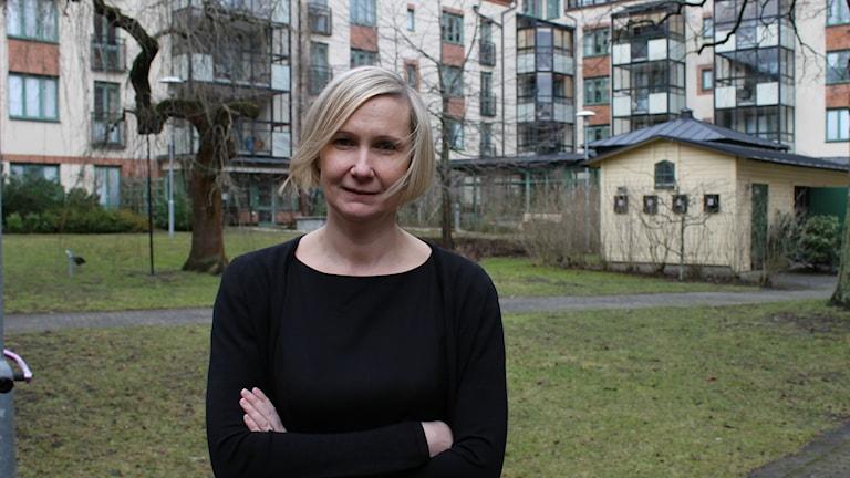 Foto: Elin Ericsson/Sveriges Radio