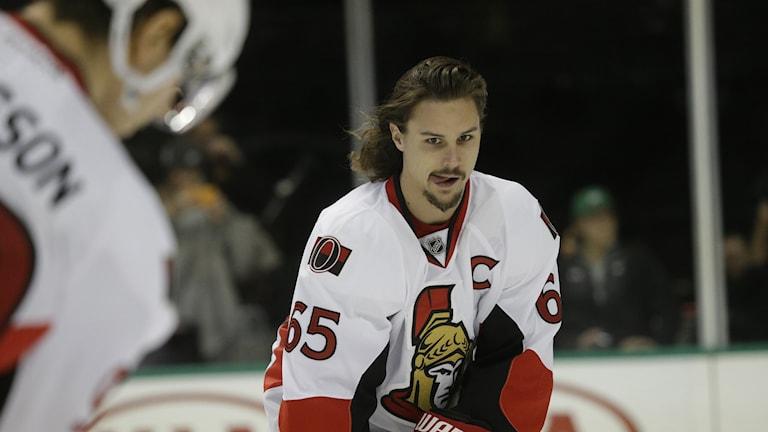 Erik Karlsson, Ottawa. Foto: AP/TT