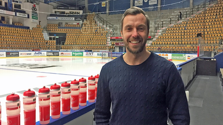 Johan Hult. Foto: Håkan Eng/Sveriges Radio