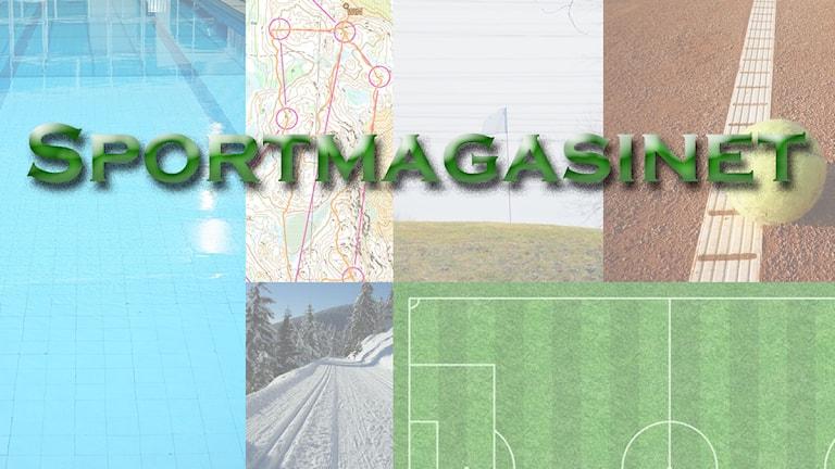 webbmagasinet Sportmagasinet från P4 Jönköping