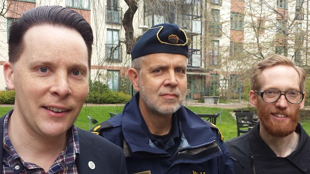 Foto: Jozo Glavas/Sveriges Radio