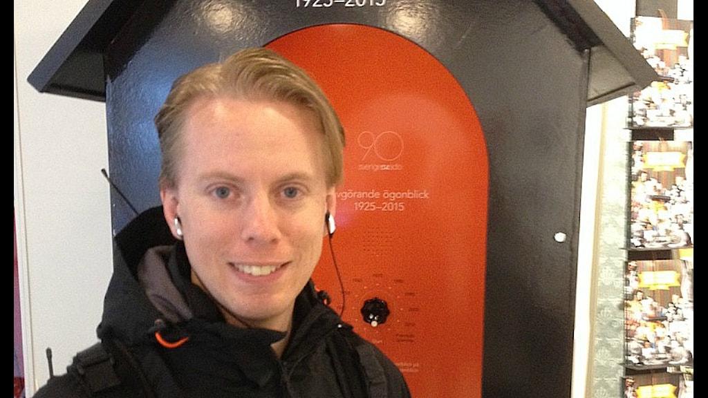Oskar Mattisson