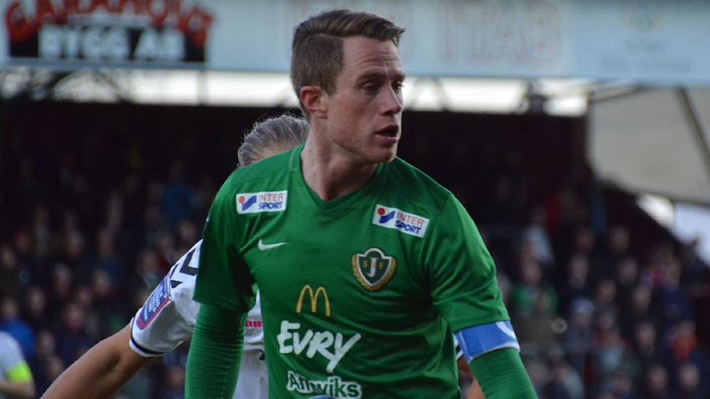 Tommy Thelin, J-Södra (Foto: Henrik Gustavsson/Sverigesradio)