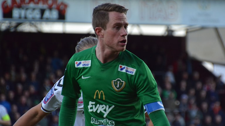 Tommy Thelin, J-Södra (Foto/Arkivbild: Henrik Gustavsson/Sverigesradio)