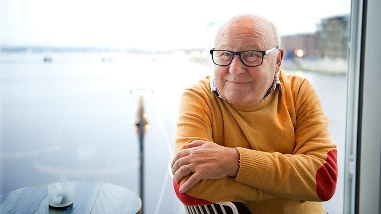 Lars-Åke Lagrell. Foto: Anna Hållams/TT