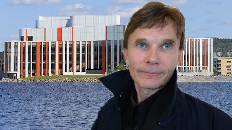 Montage: Spira och Hannu Koivula. Arkivbilder/Sveriges Radio