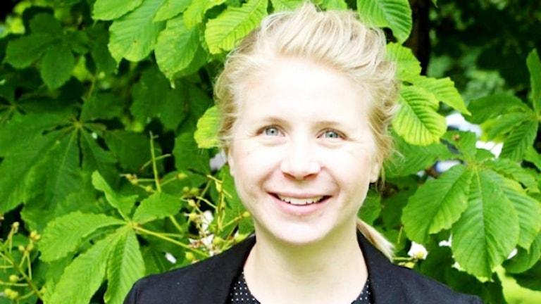 Emmilie Bard. Foto: Fredrik Berggren.