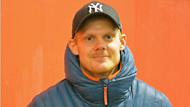 Mikael Nilsson. Foto: Ida Lundberg