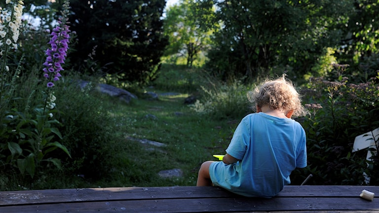 Barn med autism har lättare än andra barn att bli kraftigt överviktiga eller underviktiga. . Foto: Hasse Holmberg/TT