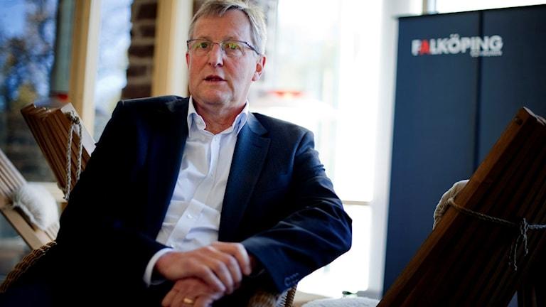 Jan Åke Jonsson. Foto: Adam Ihse/TT