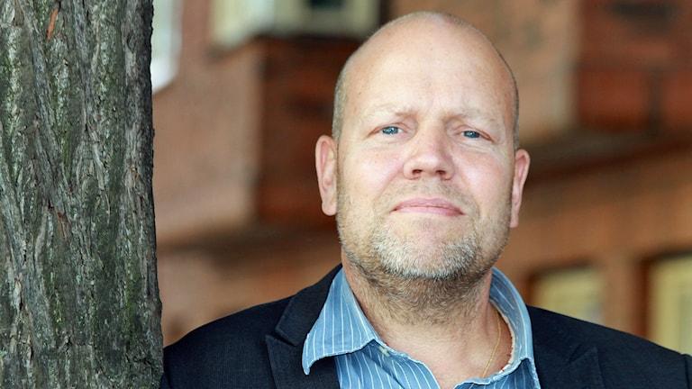 Daniel Grahn. Foto: David Westh/Sveriges Radio
