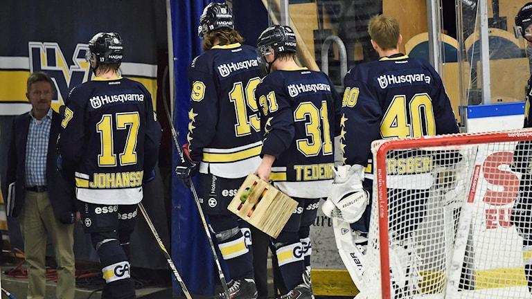 HV71. Foto: Mikael Fritzon/TT