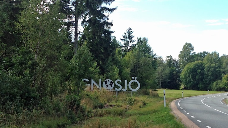 Gnosjö kommun. Foto: Therese Edin/Sveriges Radio